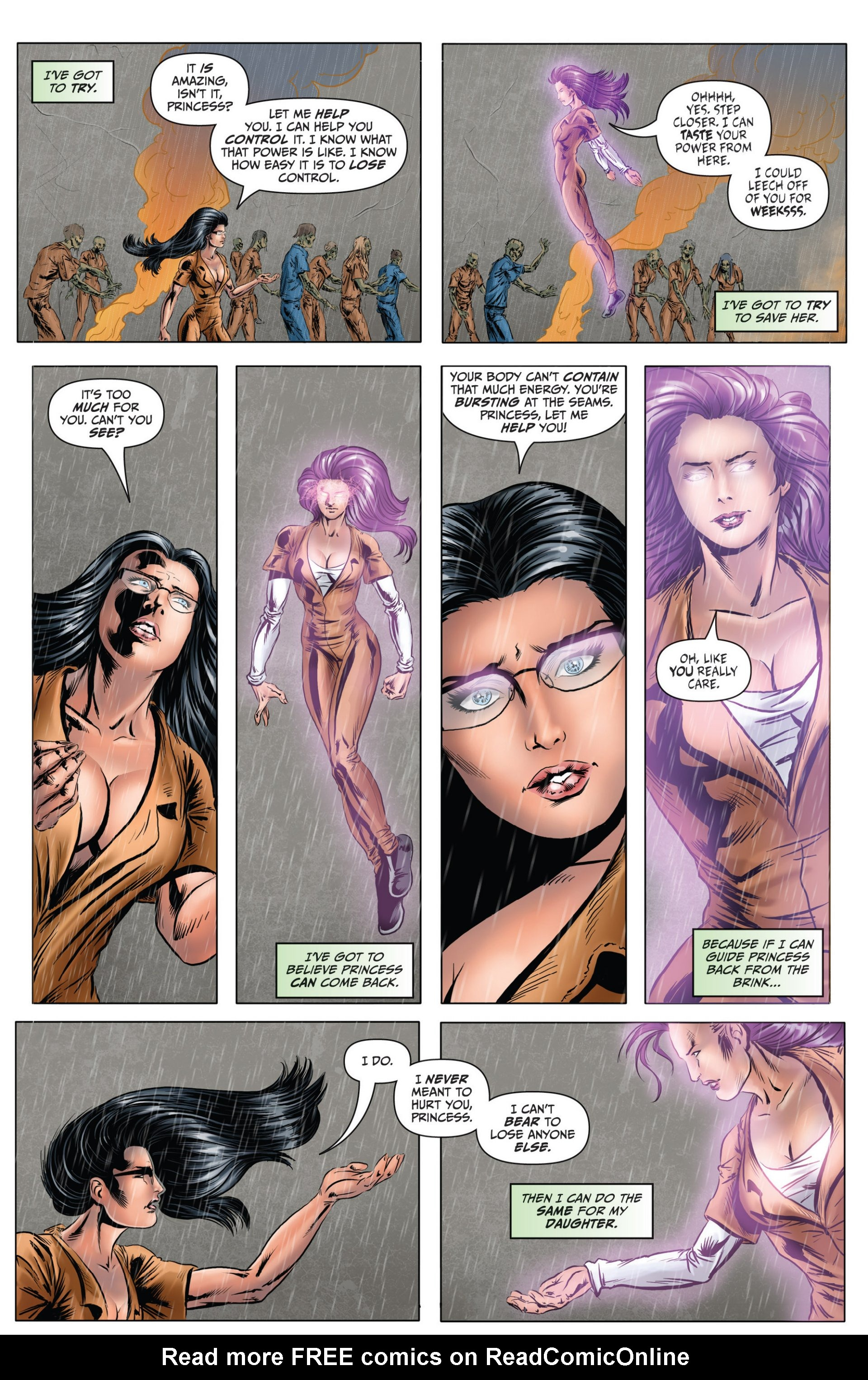 Grimm Fairy Tales (2005) Issue #81 #84 - English 7