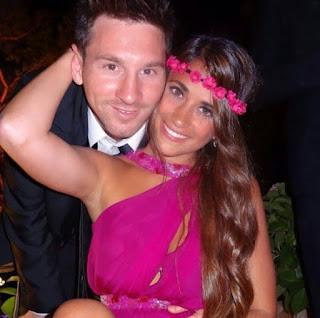Messi Wife: Antonella Roccuzzo Pictures