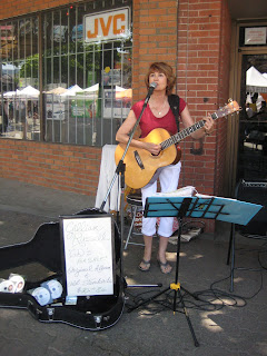 Local Entertainer Gillian Russell