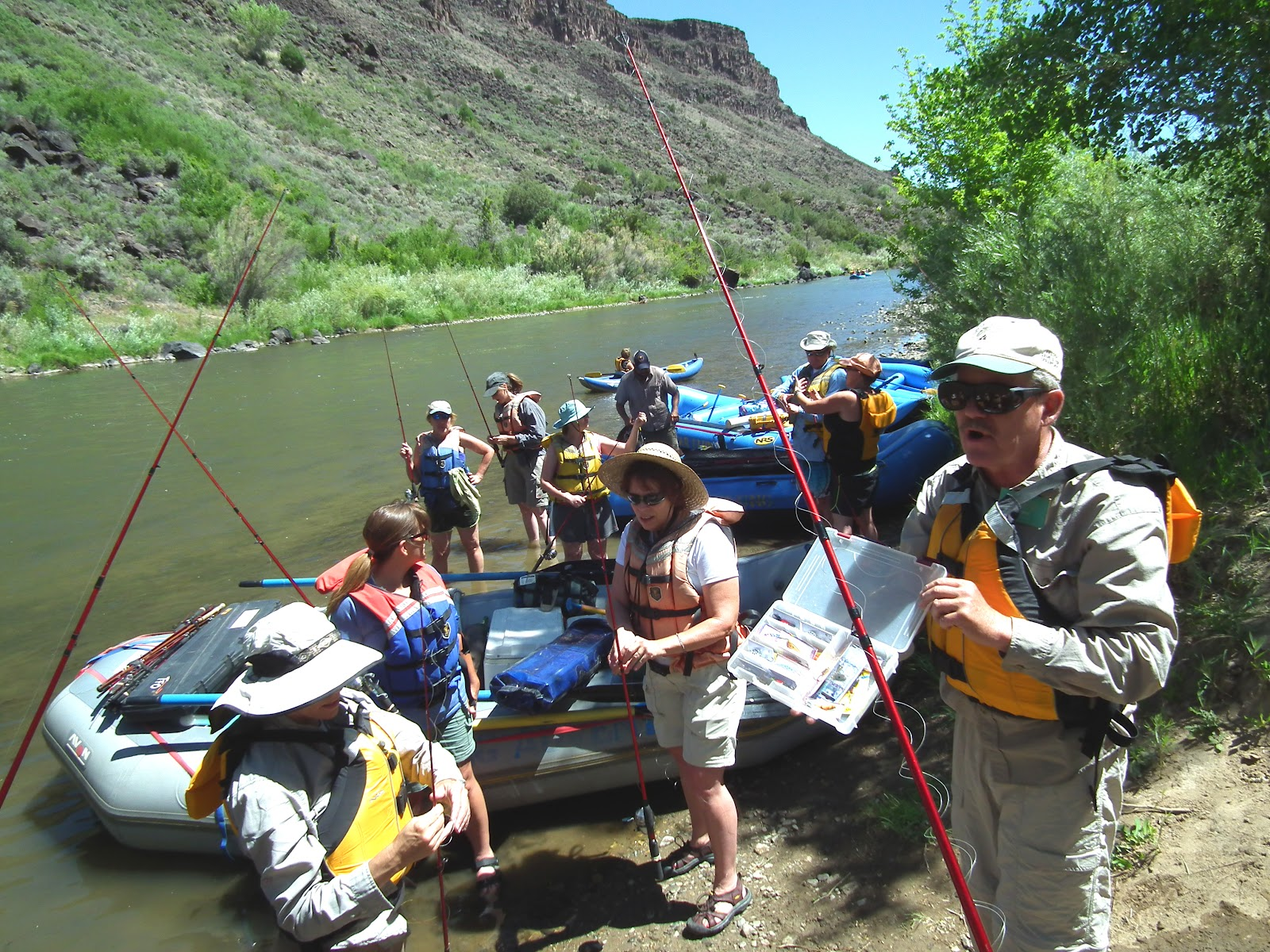 Outdoors nm project wild brings outdoors into the classroom for New mexico fishing