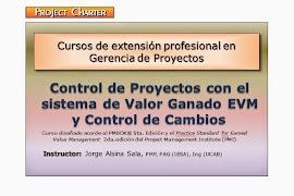 Control de Proyectos con el Sistema de Valor Ganado EVM