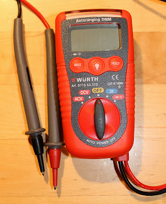 Würth Multimeter Art 0715 53 370
