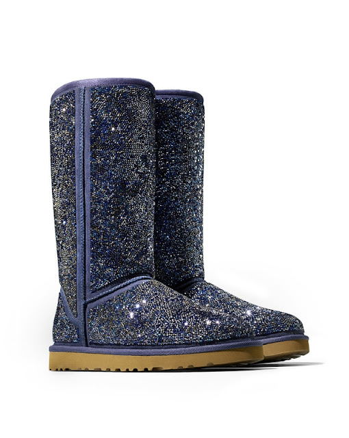 Win this UGG Australia X Swarovski Tall Boot