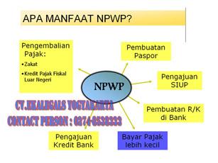 Pengurusan Perpajakan NPWP