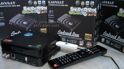Receiver HD,Kaonsat Androtech,receiver parabola