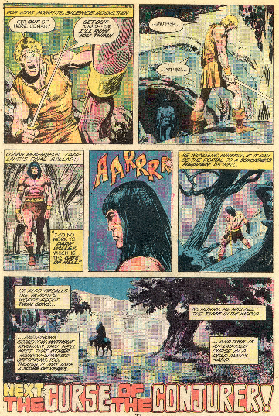 Conan the Barbarian (1970) Issue #45 #57 - English 19