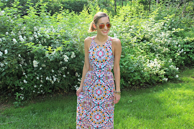 billabong maxi dress