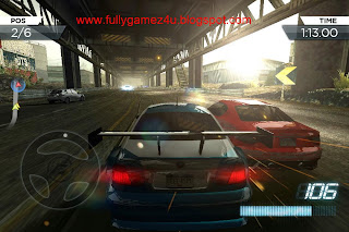 Download Free Need For Speeed Most wnated Game For PC