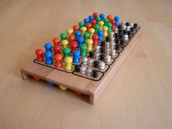 TOYSPEDIA And The Mastermind Is Enchanting Wooden Mastermind Game