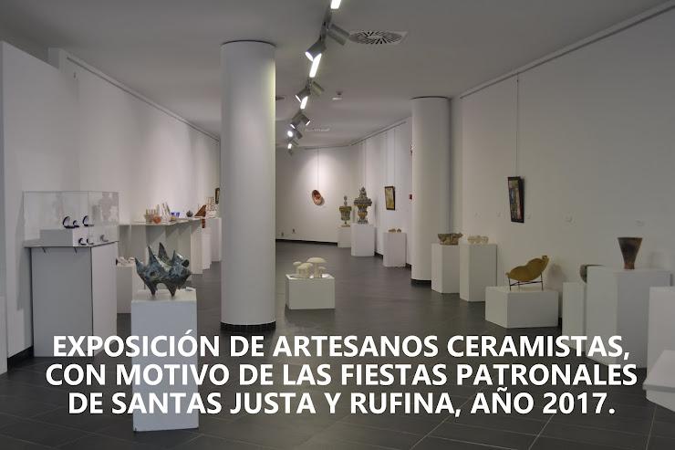 REP 06, DIA 16 EXPOSICIÓN DE ARTESANOS EN EL ADIFICIO CULTURAL EL ARTE