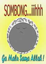 no sombong
