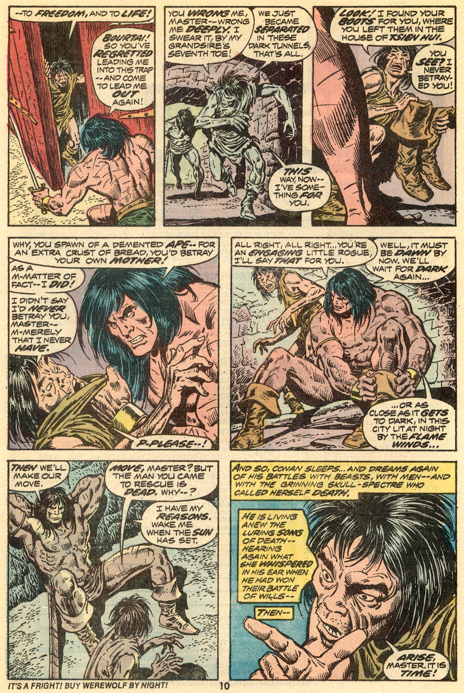 Conan the Barbarian (1970) Issue #34 #46 - English 7