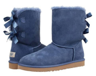 ugg bow boots gifts