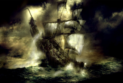 kapal the flying dutchman