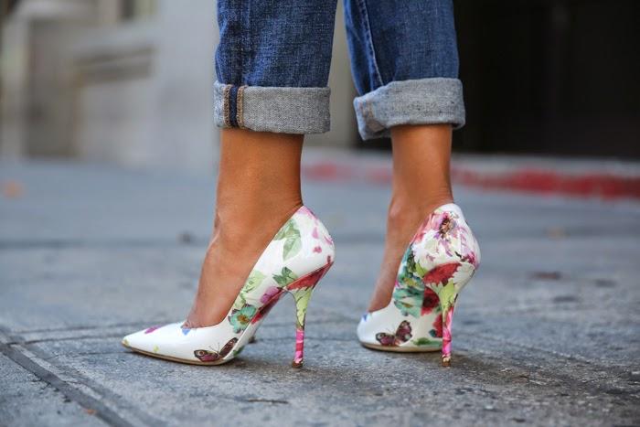 Zapatos casuales para señoritas