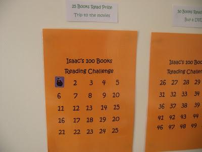 school reading challenge