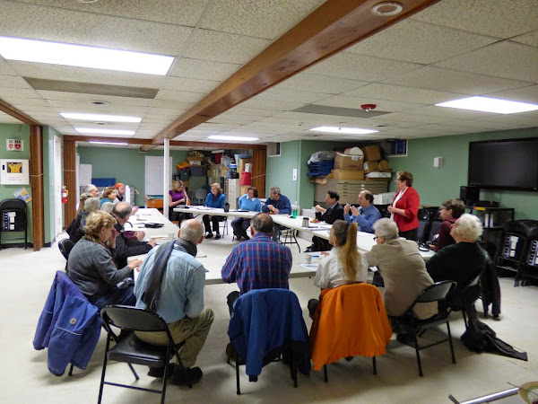 Tri-Dems Meeting Feature, Rep. Jackie Cilley, A Local Hit