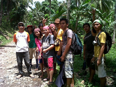 backpacking with the PASAK-MANDAS