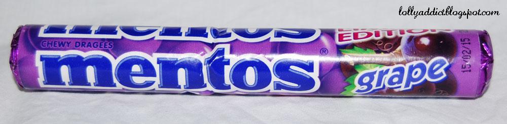 Mentos Grape Candy Rolls - 40CT Case • Mentos Candy & Gum • Taffy ...