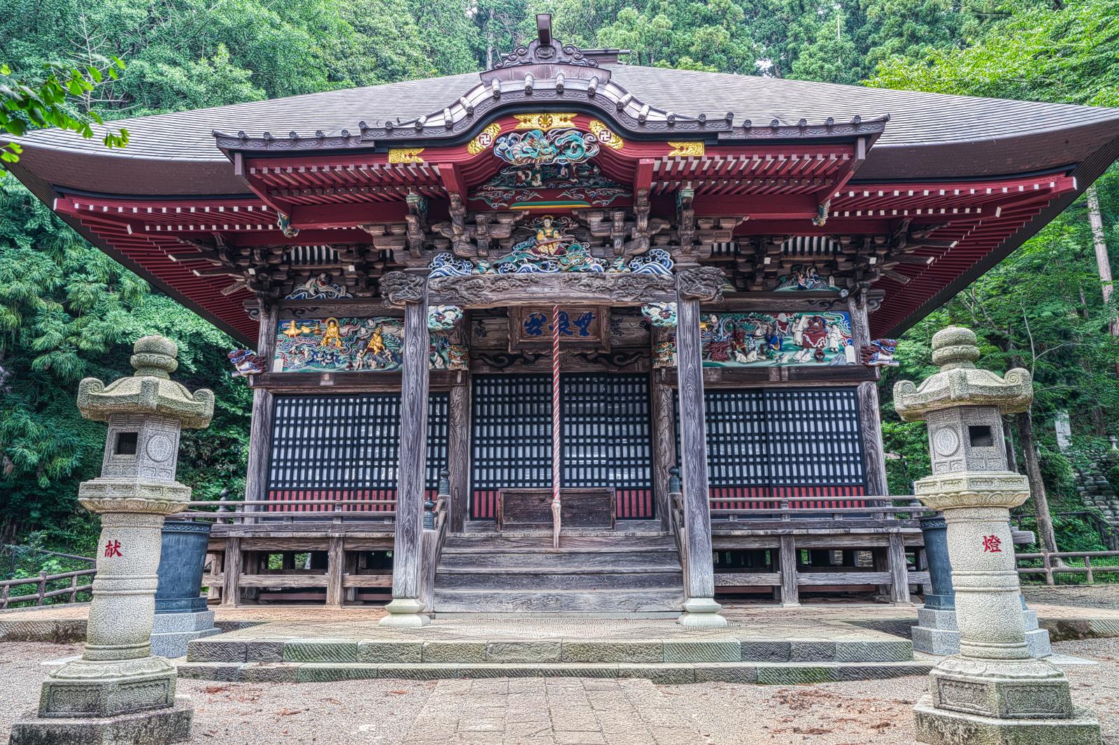 大悲願寺、観音堂
