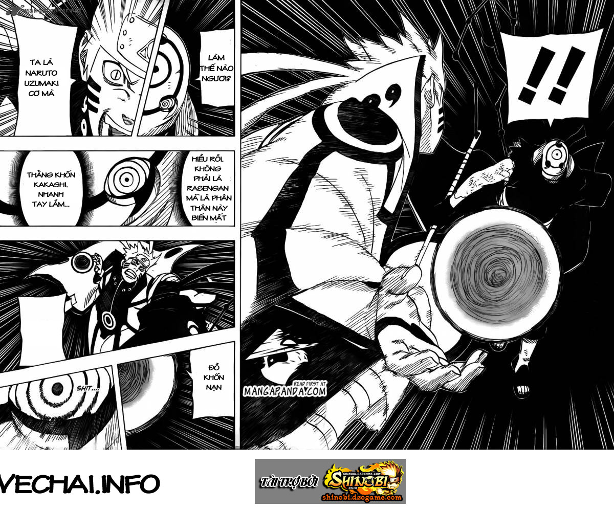 Naruto - Chapter 598 - Pic 14