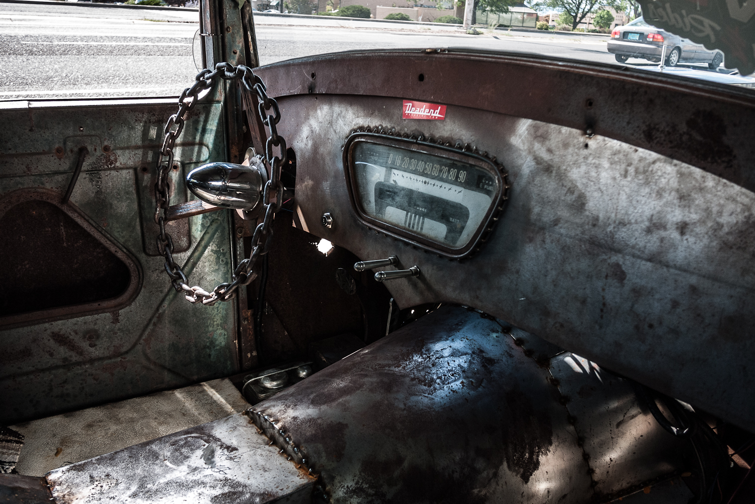 The Street Peep 1931 Ford Model A Truck Rat Rod 1954 Chevy Chopped And Bagged