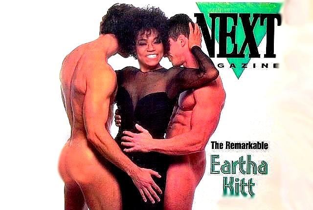 inoubliable Eartha ...
