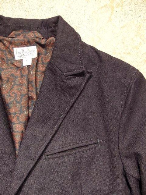 FWK by Engineered Garments Tux Jacket & Tux Pant in Navy Wool Uniform Serge Fall/Winter 2014 SUNRISE MARKET