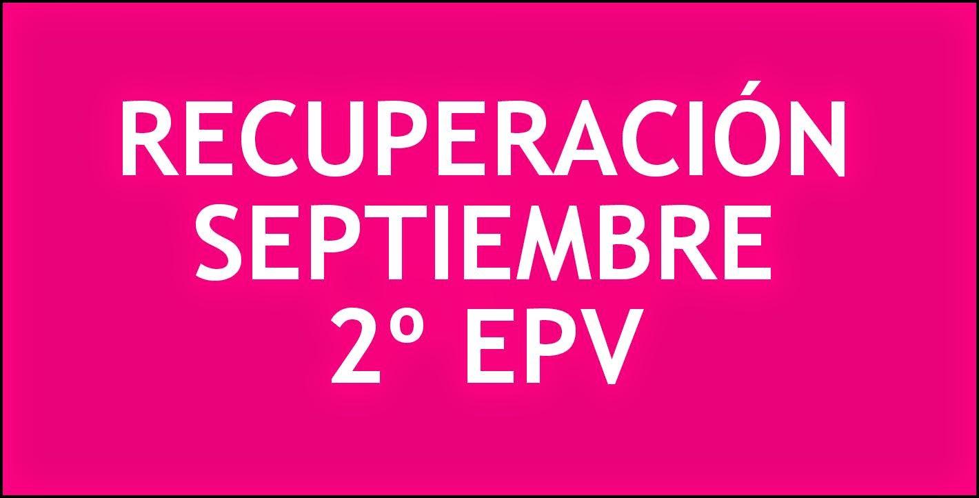 Haz click para 2º EPV