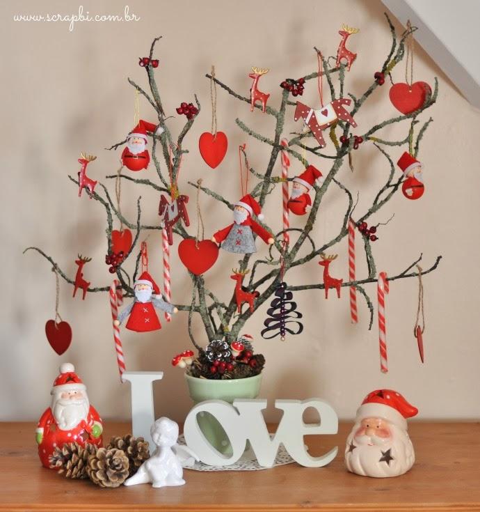 ideias para decorar arvore de natal branca : ideias para decorar arvore de natal branca:Ai gente!!!! Achei muito amor! hahahaha Espero que vocês achem
