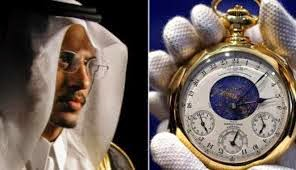 Jam Termahal di Dunia Laku Rp 290 Miliar
