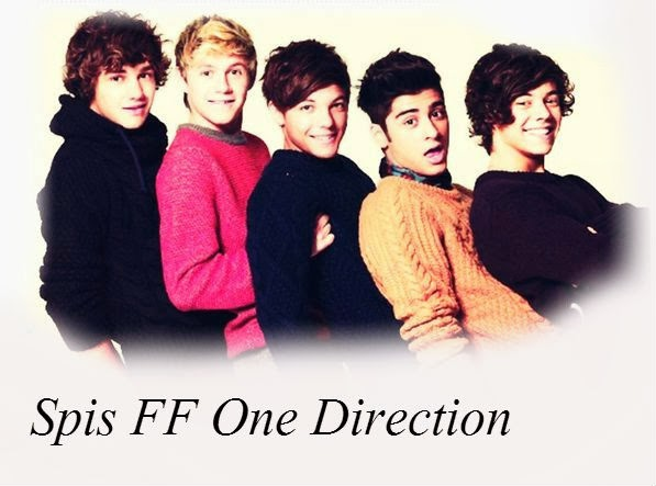 Spis FF One Direction