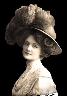 Mujeres Vintage