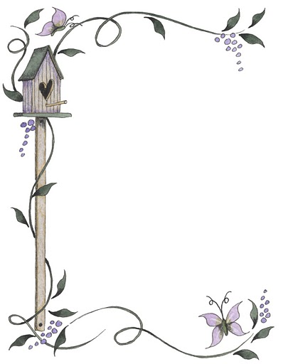 Bordes y margenes para hojas - Imagui