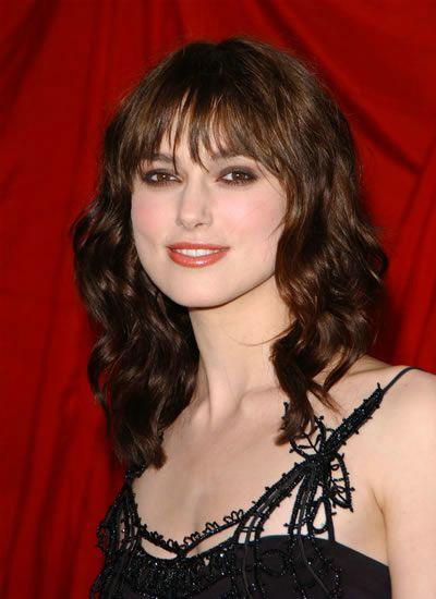 keira knightley haircut. Keira Knightley Hairstyles