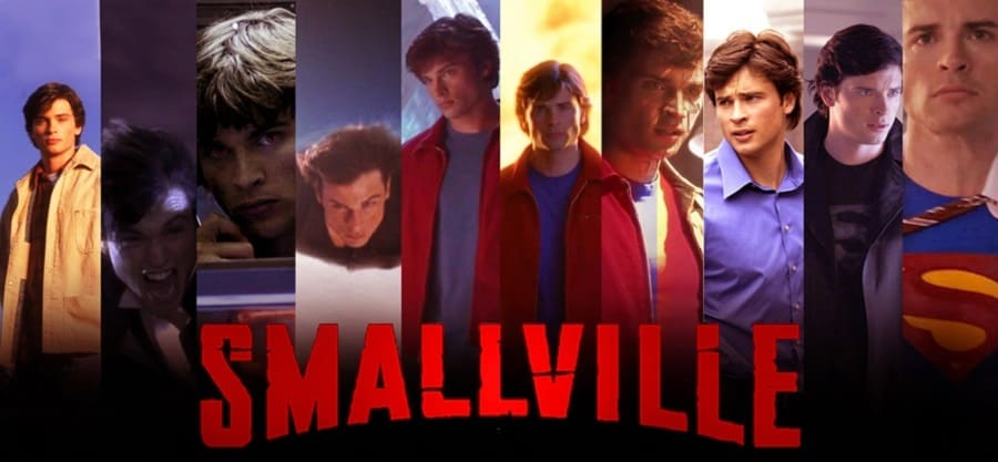 Smallville 2011 Série 720p Bluray BRRip HD completo Torrent
