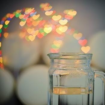 Alague seu coração de esperanças. Mas não se afogue nelas ,