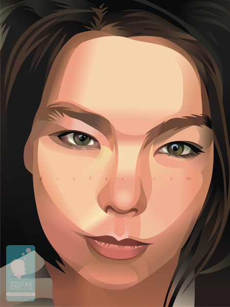 Bjrk vector real by dzofar.com
