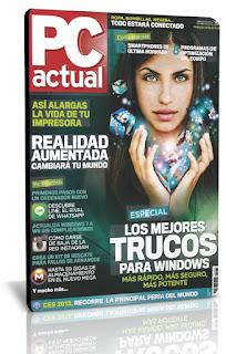 PC Actual es la revista que contiene informacion de actualidad relacioanda con todo lo referente a la computacion en software y hardware, así como las nuevas tendencias en equipos de computo