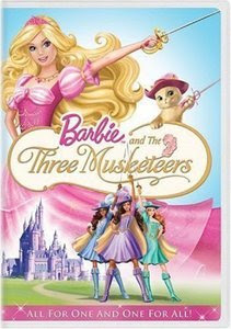 Barbie and the Three Musketeers 2009 Hindi Dubbed Movie Watch Online