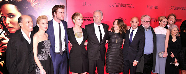 'Mockingjay - Part 1' New York City Premiere Announced - Charitybuzz Auction Now Open
