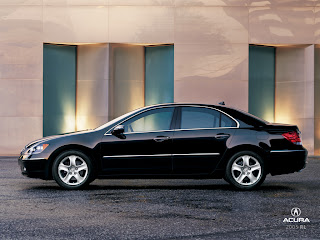 Acura RL wallpaper 2005