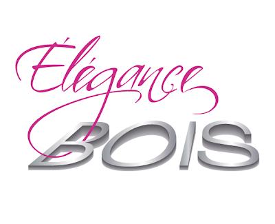 Création du logo Elégance bois par Label communication Nantes