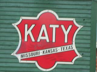 katy railroad logo