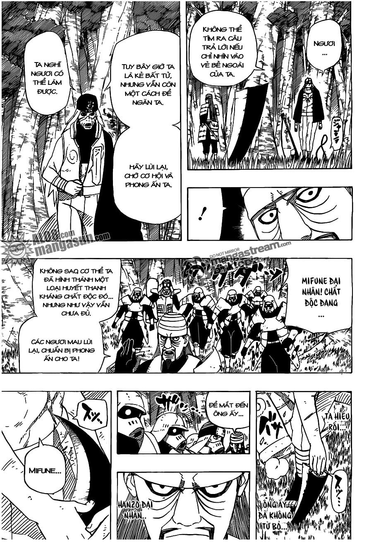 Naruto chap 532 Trang 10 - Mangak.info