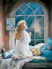 A oração traz Deus em cena