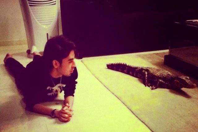 Haiwan Peliharaan Tunku Jalil Yang Paling Mengejutkan!