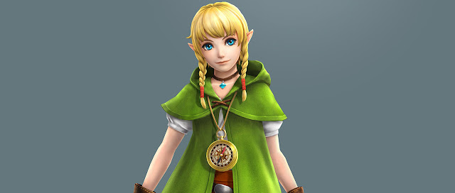 Linkle protagonista nuevos juegos zelda