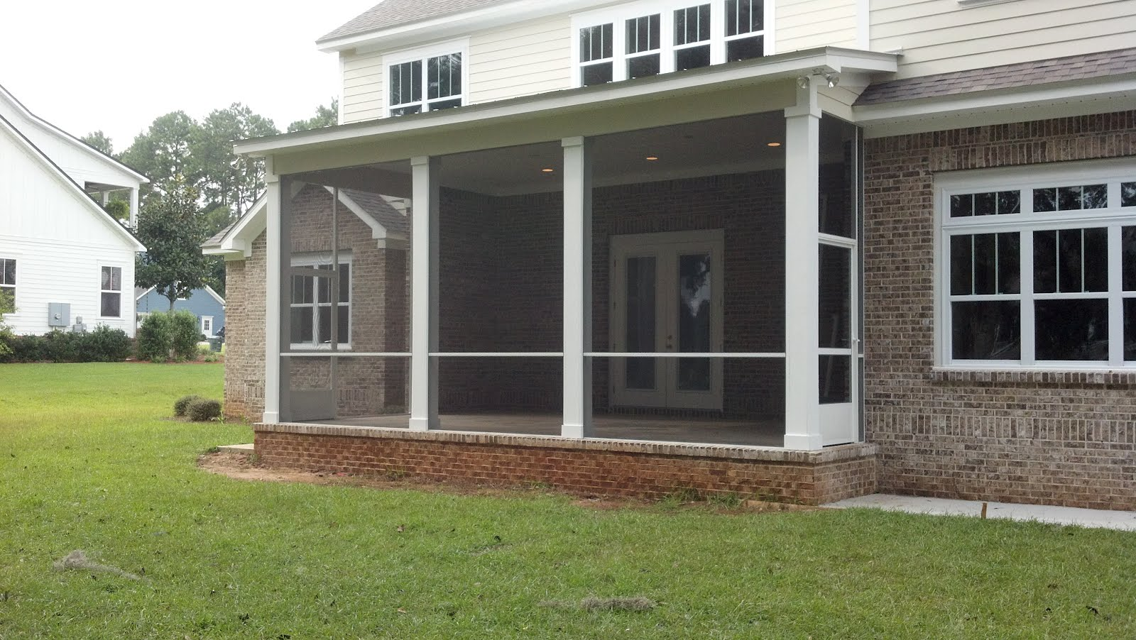 Southwood Screened Porch Project