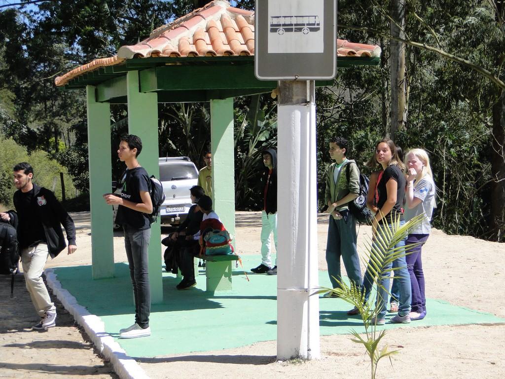 Concluídas as obras de revitalização do centro em Santa Rosa em Teresópolis